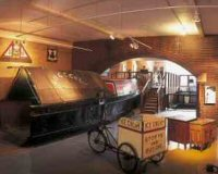London Canal & Ice Cream Museum!