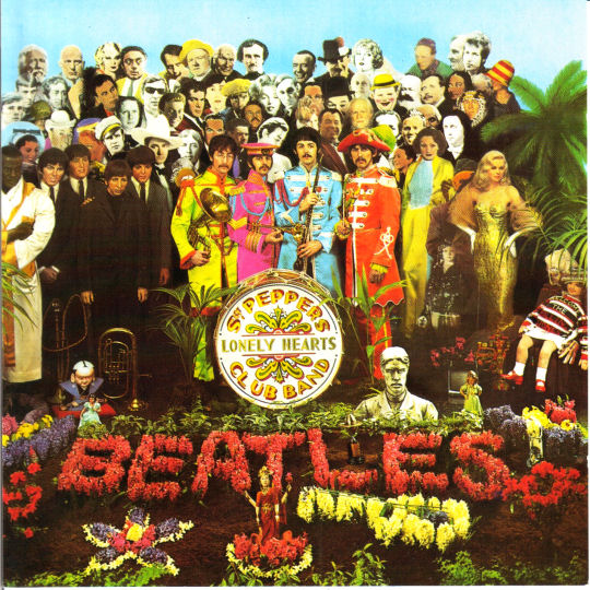Sergeant Pepper Covered