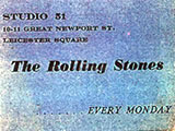 The Stones rehearsed Here
