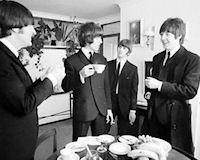 Ringo and George's Pad