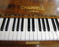 Chappell Piano Factory