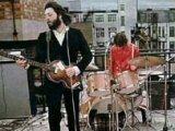 Beatles final gig