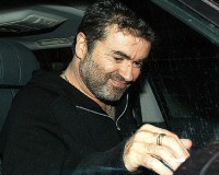 George Michael Car Arrest