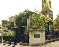 St Dunstan in the East Gardens