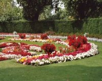 Queen Mary's Rose Garden