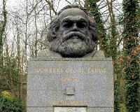 Karl Marx Resting Place