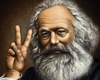 Karl Marx lived here