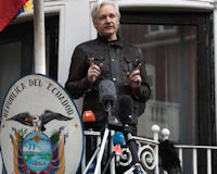 Embassy of Ecuador and Assange