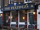 London's Smallest Pub, U Decide?
