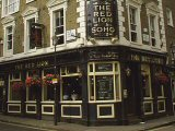 The Red Lion of Soho
