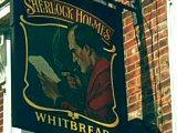 Sherlock Holmes was Written Here