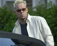 Brian Harvey's Car Accident