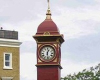 The Highbury Clock