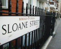 London's Most Female Street