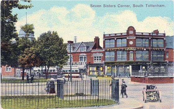 Seven Sisters Market