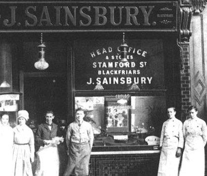 Sainsbury's started here