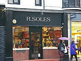 R. Soles of London