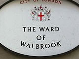 Mouth of the River Walbrook