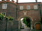 Richmond Palace Gatehouse