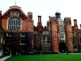 Hampton Court Courtyard