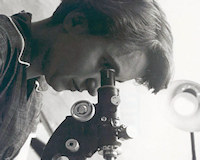 Scientist Rosalind Franklin