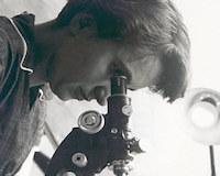 Scientist Rosalind Franklin