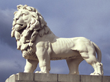The Coade Stone Lion