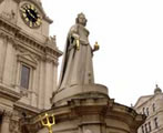 The Queen Anne Statue