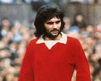George Best lived here