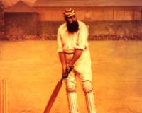 WG Grace's Day Job