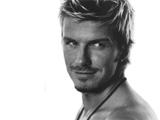 David Beckham grew up here