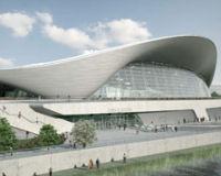 Olympics 2012: Aquatics Centre