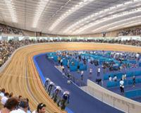 Olympics 2012: Velodrome