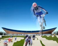 Olympics 2012: BMX Circuit