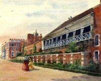 Henry VIII's tennis court