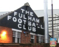 Fulham's Craven Cottage