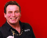 Bobby 'Dazzler' George