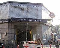 Clapham North's Bomb Bunker