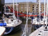 St Katherine's Dock Marina