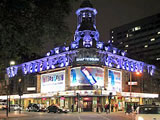 The Shaftesbury Theatre