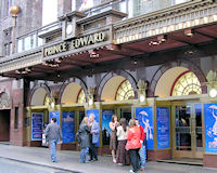 The Prince Edward Theatre