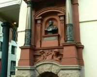 Drury Lanes Pantomime Fountain