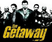 Start of The Getaway Video Game