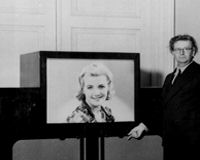 John Logie Baird's TV demo